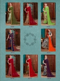 PONDS 5  Saree Catalog