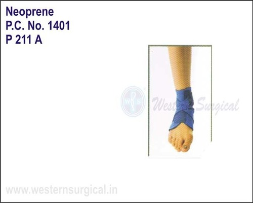Neoprene- Ankle Support with Velcro