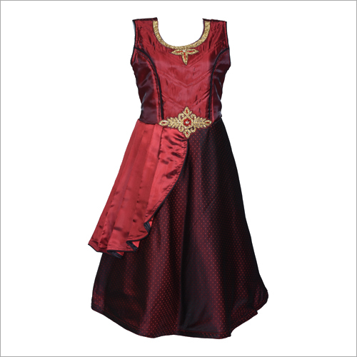 Girls Partywear Frock