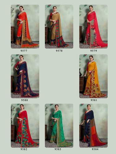 GACCHI 4 Saree Catalog