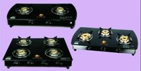 Sohum Glass Top Gas Stove