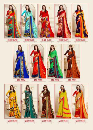RAJVI - 8 Saree Catalog