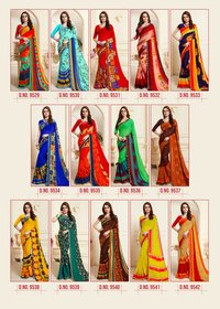 RAJVI - 8 Saree Catalog