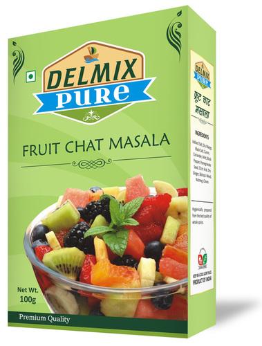 Fruit chat masala