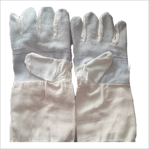 Full Fingerd Cotton Gloves