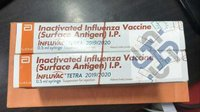 Influvac Adult vaccine