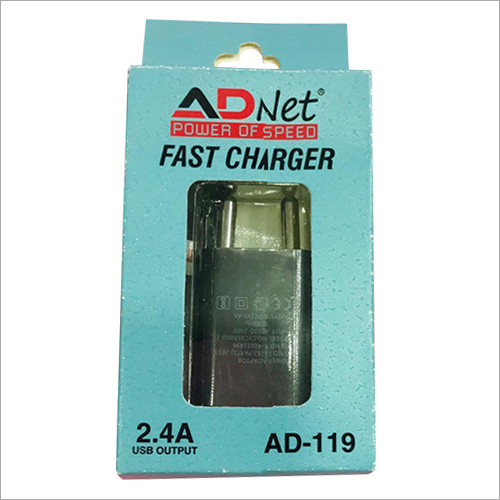 2.4 Amp Fast Charger