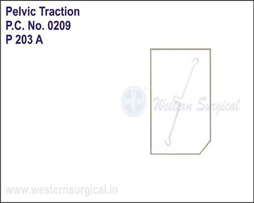 Pelvic Traction Long Bar