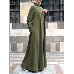 Designer Abaya Dress