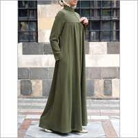 Designer Abaya Dress