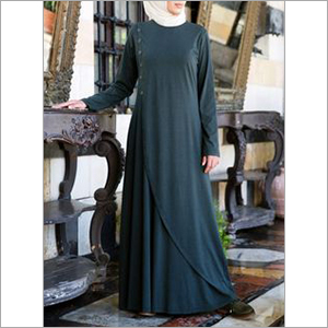 New Modest Islamic Abaya Dress
