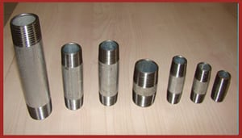Swage Nipple & Barrel Nipple