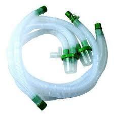 Double Water Trap Ventilator Circuit
