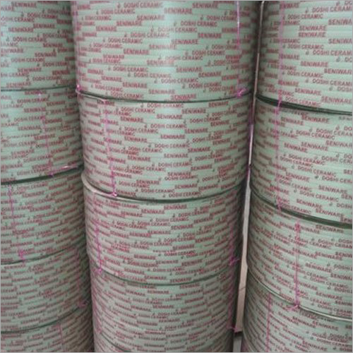Printed Box Strapping Roll