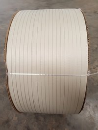 Dull white Strap Roll