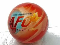 fire extinguishing ball
