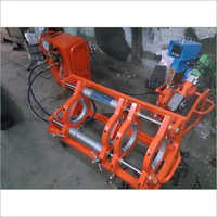 HDPE Pipe Butt Jointing Machine