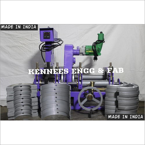 HDPE Manual Operated Pipe Jointing Machine