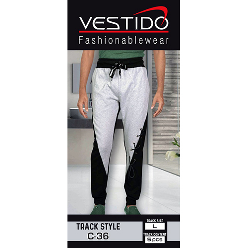 Mens Casual Track Pant