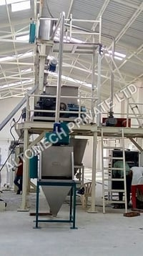 Pneumatic Conveyor For Powder