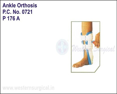 Air Ankle Stirrup Brace -inflated