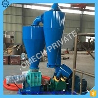 Pneumatic Grain Conveyor