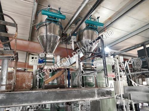 Negative Pressure Pneumatic Conveying System