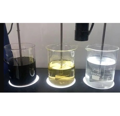Colour Removal From Effluent Treatment Chemicals