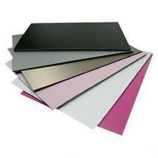 Alluminium composite panels