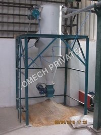 pneumatic powder transfer system