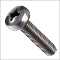 SS Pan Phillips Screws