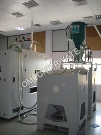 pneumatic conveyor for pharmaceutical industries