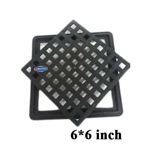 Plastic Jali Manhole Cover and Frame