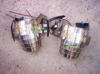 B075Y5HHPD NAUTICALMART Roman Lorica Segmentata Shoulder Armor Brass Trimmed Legion Armor