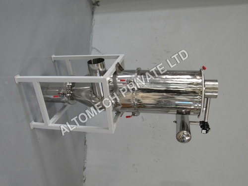 Pneumatic Conveyor for Plastic Industries