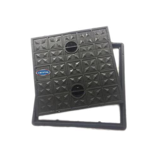 Plastic Pit Cover & Frame