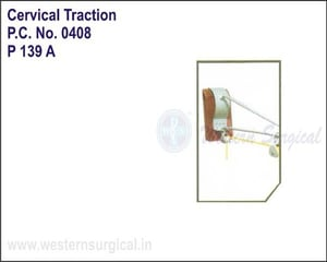Cervical Traction Overdoor Pulley