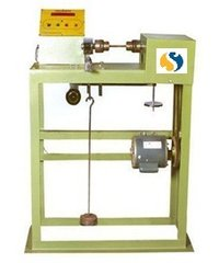 FATIGUE TESTING MACHINE FOR MATERIALS (CONTILEVER ROTATING BAR TYPE)