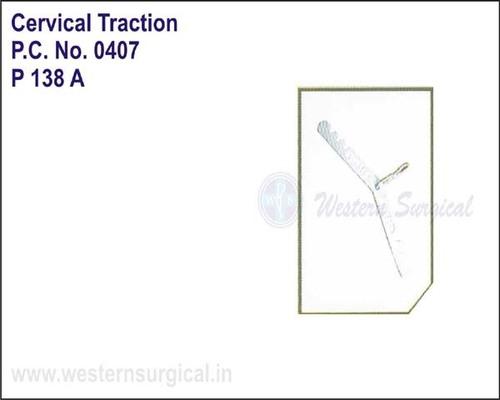 Cervical Traction Spreader Bar