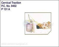 Cervical Traction Kit With Wt. Bag / Sleeping