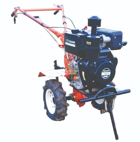 Power Weeder 9 HP Diesel Button Start