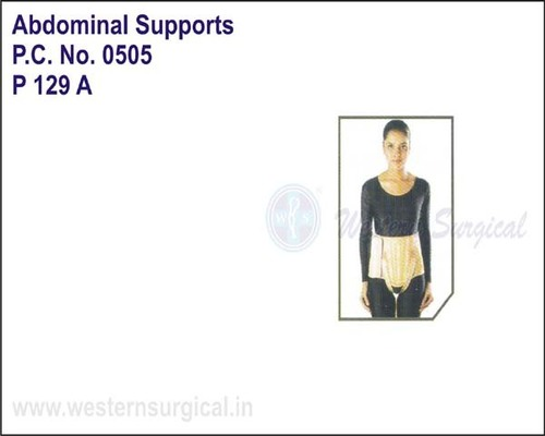 Lower Abdominal Belt - 8