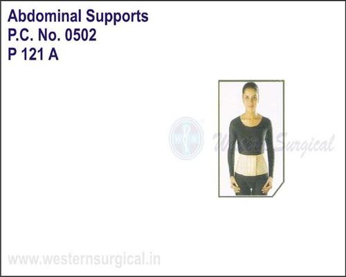 Abdominal Belts Width 6
