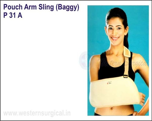 Pouch Arm Sling(Baggy)