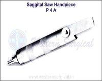 Saggital Saw Handpiece
