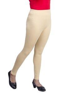 Cotton Ankle Length Leggings