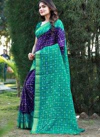 Gharchola cotton saree