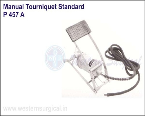 Manual Tourniquet Standard Foot Pump