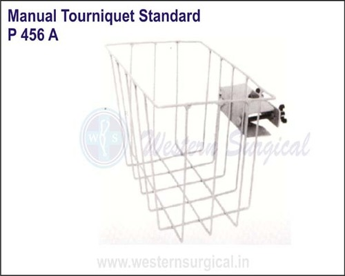 Manual Tourniquet Standard Cuff Basket
