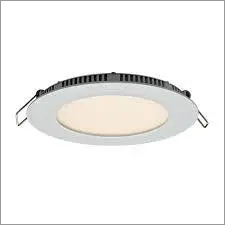 LED backlight panel 6 watt round